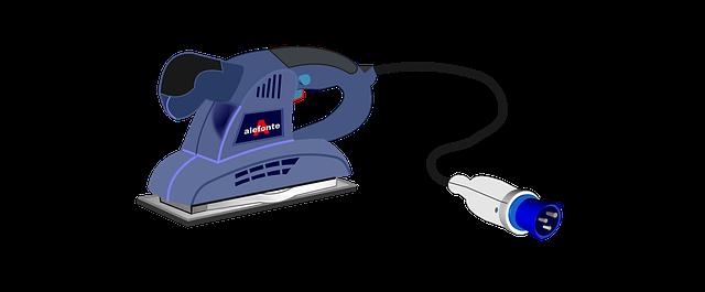 Cleaning of Orbital Sanders